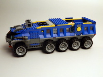 7066 Earth Defense HQ Review 31