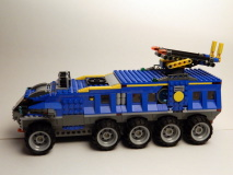 7066 Earth Defense HQ Review 34