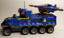 7066 Earth Defense HQ Review 35