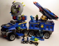 7066 Earth Defense HQ Review 36