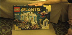 Image of City of Atlantis Box Front