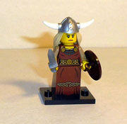 Image of Viking Woman 01