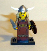 Image of Viking Woman 02
