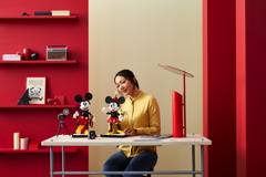 43179 Mickey Mouse & Minnie Mouse Buildable Characters Announce 19
