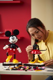 43179 Mickey Mouse & Minnie Mouse Buildable Characters Announce 22