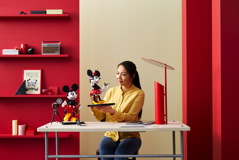 43179 Mickey Mouse & Minnie Mouse Buildable Characters Announce 24