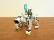 70127 Wolf Legend Beast Review 06