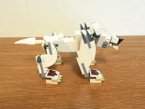 70127 Wolf Legend Beast Review 08