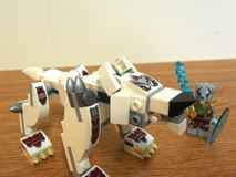 70127 Wolf Legend Beast Review 09