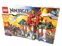 70728 Battle for Ninjago City Review 01