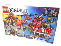 70728 Battle for Ninjago City Review 02
