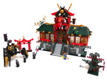 70728 Battle for Ninjago City Review 08