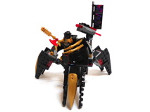 70728 Battle for Ninjago City Review 11
