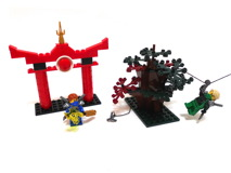 70728 Battle for Ninjago City Review 15