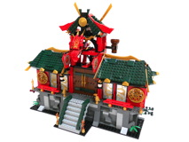 70728 Battle for Ninjago City Review 16