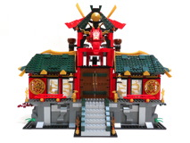 70728 Battle for Ninjago City Review 17