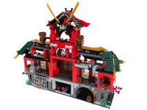 70728 Battle for Ninjago City Review 18