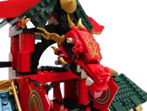 70728 Battle for Ninjago City Review 22