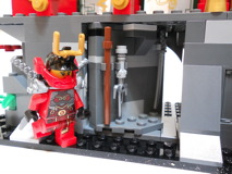 70728 Battle for Ninjago City Review 23