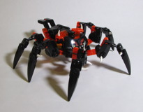 70790 Lord of Skull Spiders Review 11