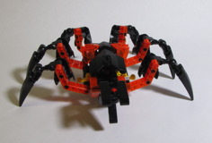 70790 Lord of Skull Spiders Review 14