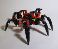 70790 Lord of Skull Spiders Review 17