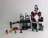 70809 Lord Business' Evil Lair Review 29