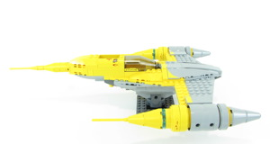 75092 Naboo Starfighter Review 34