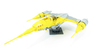 75092 Naboo Starfighter Review 35