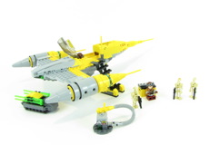 75092 Naboo Starfighter Review 37