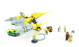 75092 Naboo Starfighter Review 38