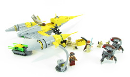 75092 Naboo Starfighter Review 41