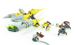 75092 Naboo Starfighter Review 42