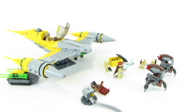 75092 Naboo Starfighter Review 43