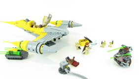 75092 Naboo Starfighter Review 44