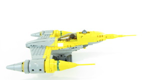 75092 Naboo Starfighter Review 45