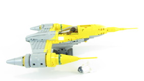 75092 Naboo Starfighter Review 46