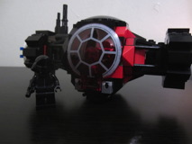 75101 First Order Special Forces TIE Fighter Review 05