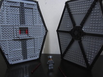 75101 First Order Special Forces TIE Fighter Review 06