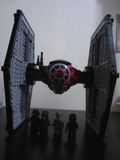 75101 First Order Special Forces TIE Fighter Review 07