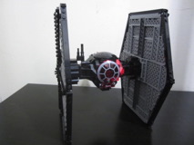 75101 First Order Special Forces TIE Fighter Review 12