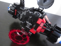 75101 First Order Special Forces TIE Fighter Review 16