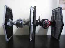 75101 First Order Special Forces TIE Fighter Review 23