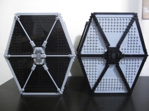 75101 First Order Special Forces TIE Fighter Review 24