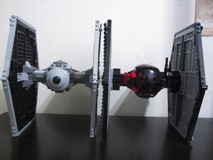 75101 First Order Special Forces TIE Fighter Review 25