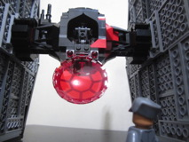 75101 First Order Special Forces TIE Fighter Review 26