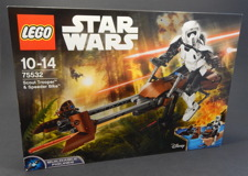 75532 Scout Trooper and Speeder Bike Review 01