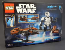 75532 Scout Trooper and Speeder Bike Review 02