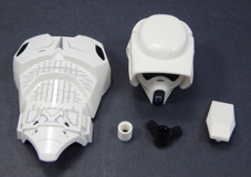 75532 Scout Trooper and Speeder Bike Review 03