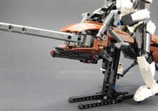 75532 Scout Trooper and Speeder Bike Review 20